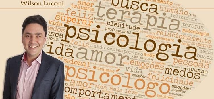 Psicólogo Wilson Luconi