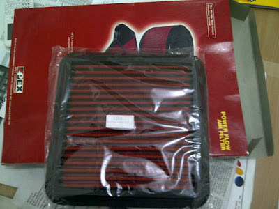 Filter Udara Toyota Rush (T2370)