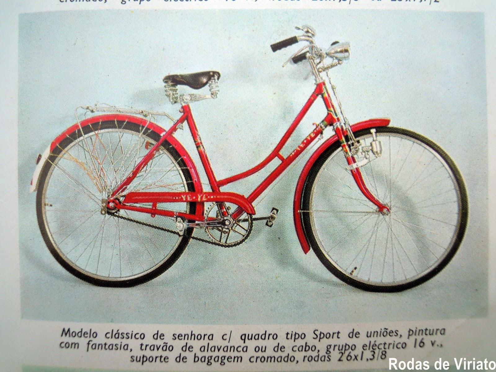 Vintage bicicleta honda parte