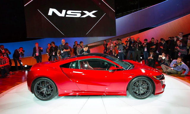 2017 Acura NSX Type R Release Date