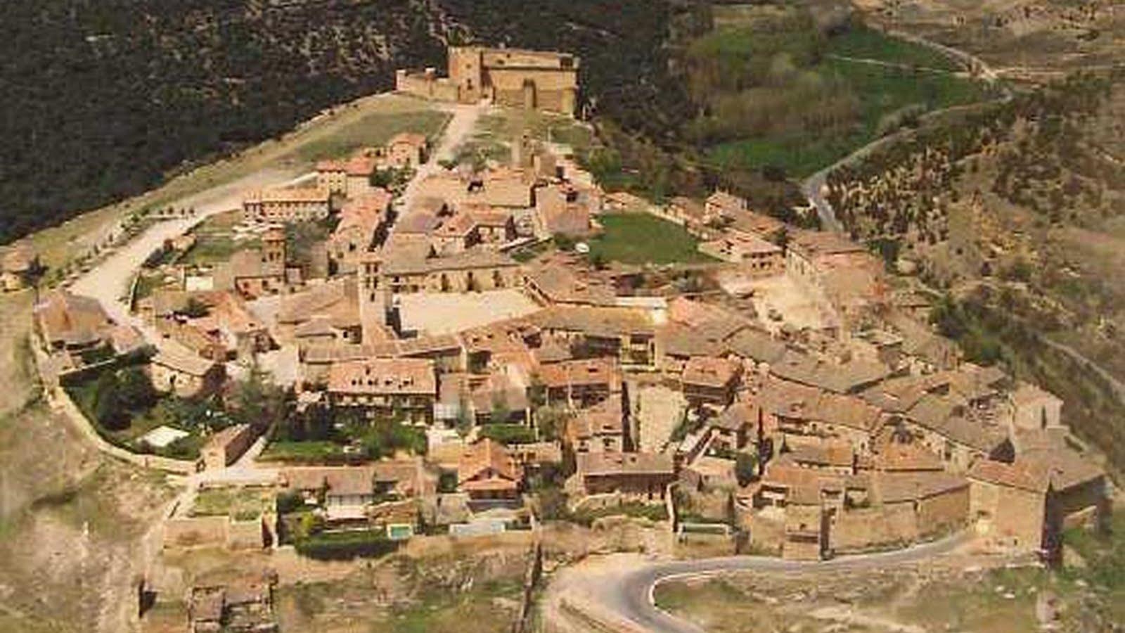 De la zeca a la meka por los alrededores de madrid - La olma de pedraza ...