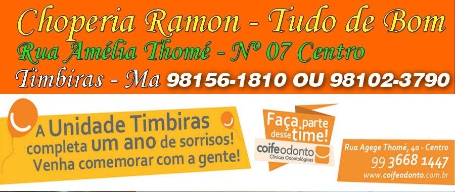 CHOPERIA RAMON/COIFEODONTO 1 ANO