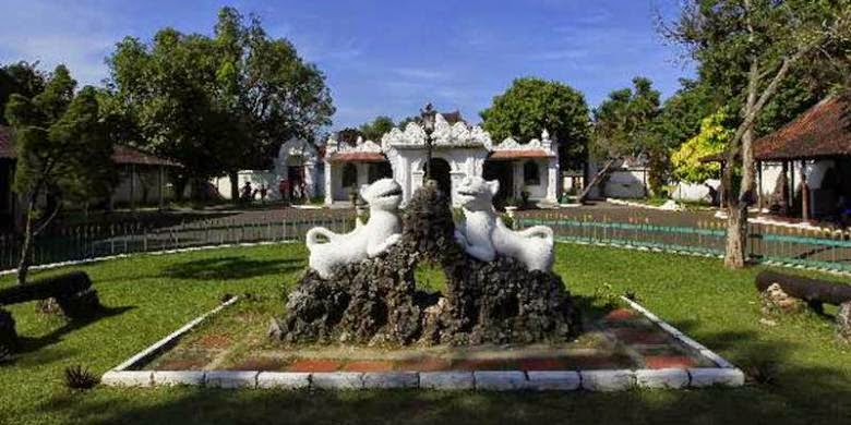 Wisata Keraton Kasepuhan Cirebon