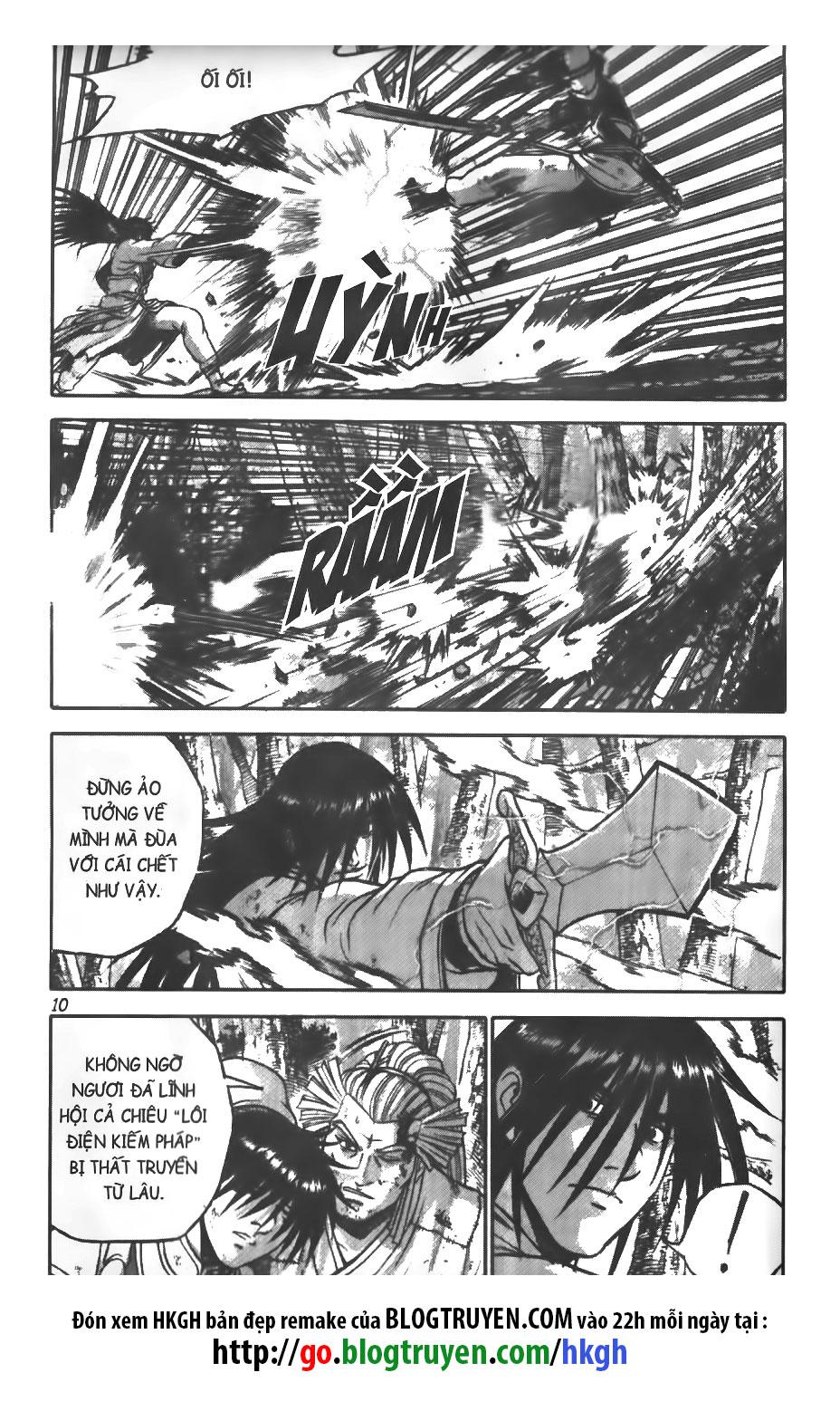 Hiệp Khách Giang Hồ chap 294 Trang 9 - Mangak.info