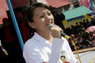 Karolin Margret Natasa (PDIP)