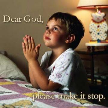Dear God Please Make It Stop