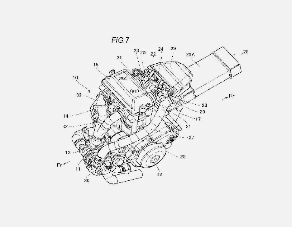 Production Turbo Suzuki Patent