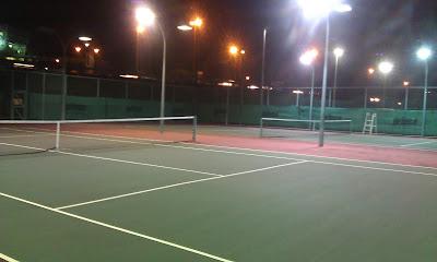 PKNS Tennis Court 1 & 2
