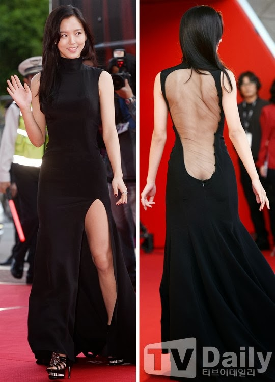 Naughty Red Carpet Dresses