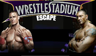 juegos de escape Wrestle Stadium Escape
