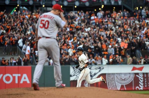 Shot Brings Echo of '51: Giants Win the Pennant
