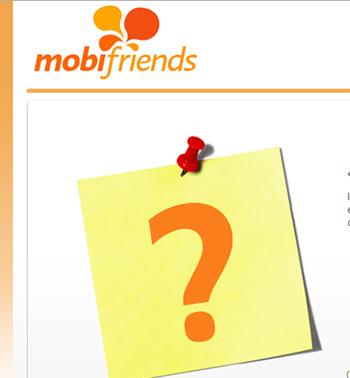 Como recuperar una cuenta-contraseña Mobifriends