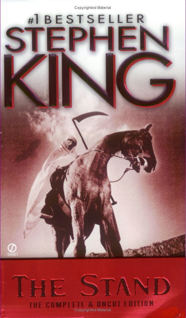 Essay question: What motivated Stephen King to write