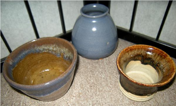 Studio Pottery by Graf