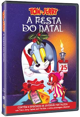 Tom & Jerry: A Festa do Natal PT-PT Blog