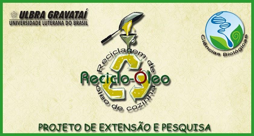 RECICLO-ÓLEO