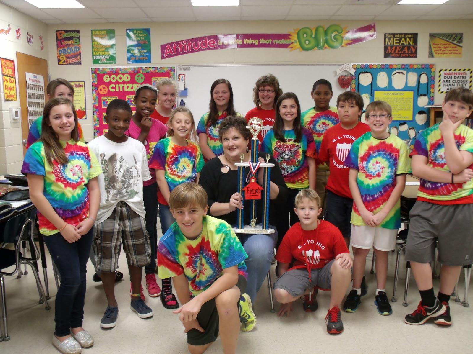 Classrooms / 6th Grade