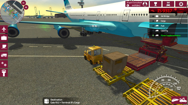 Airport Simulator 2015 PC Game Free Download