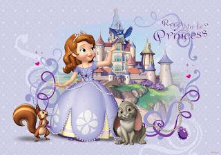 Princesita Sofia la Primera