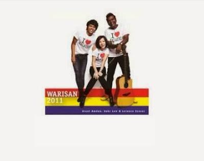 Aizat Amdan, Suki Low & Lorence Soosai - Warisan MP3