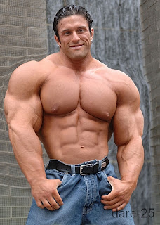 Muscle Morph Male Bodybuilders