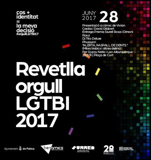 ORGULL LGTBI a Palma
