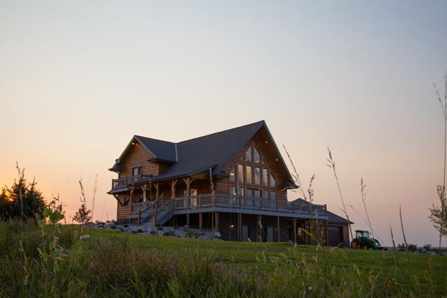 Casas de madera natural nuestra vivienda aspen - Casas de madera natural ...