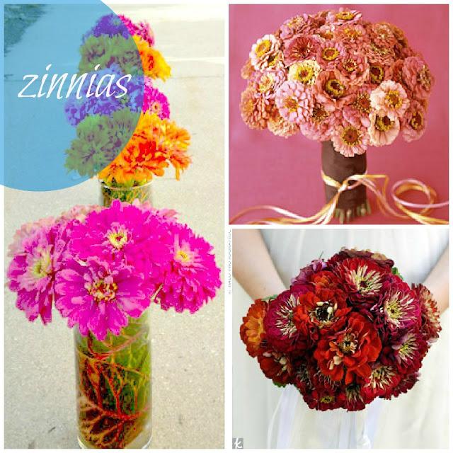 wedding zinnias bonhomieEVENTS