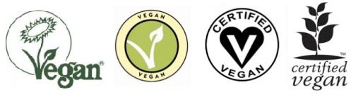 Afbeeldingsresultaat voor vegan logo