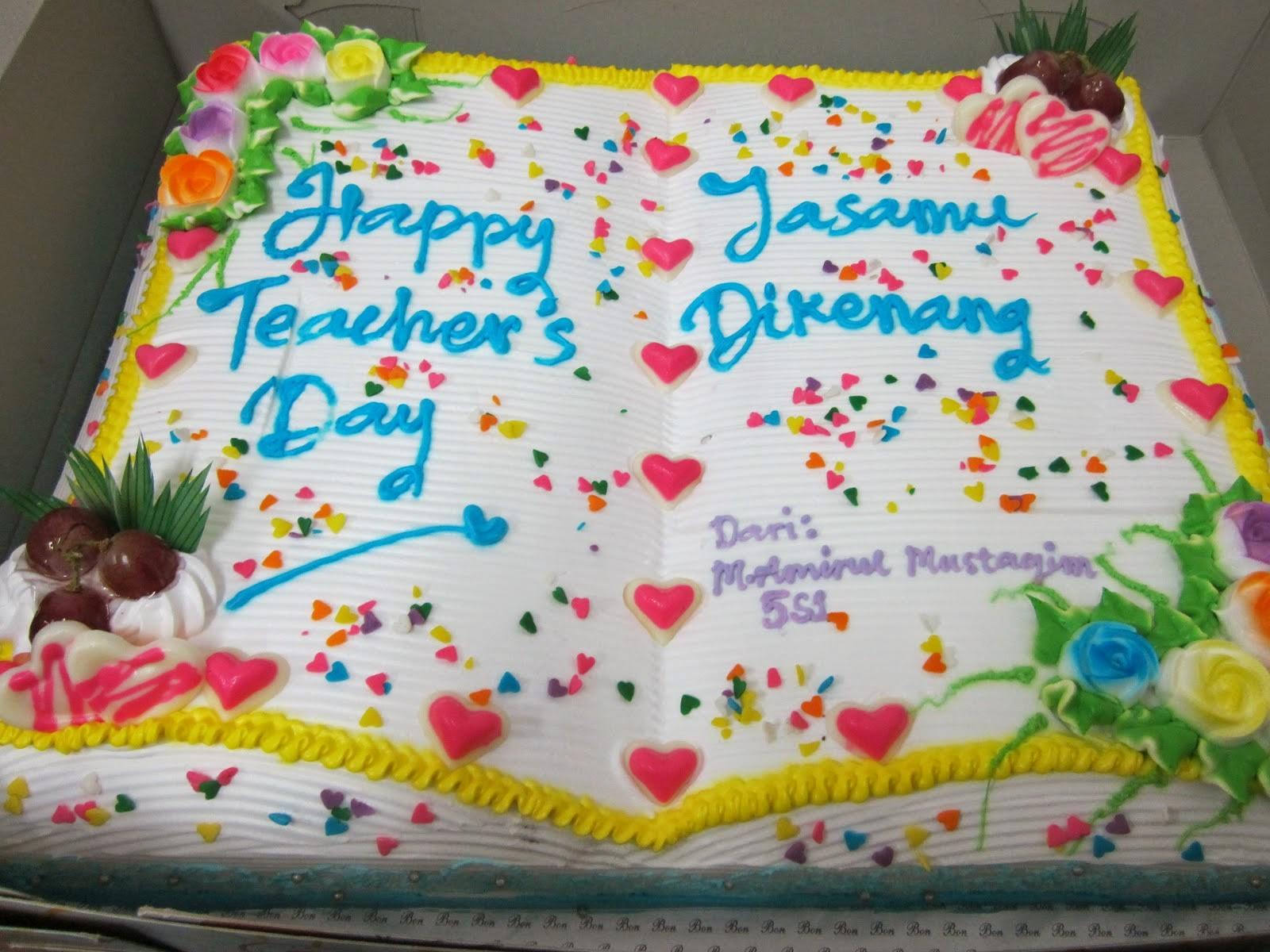 essay teachers day celebration