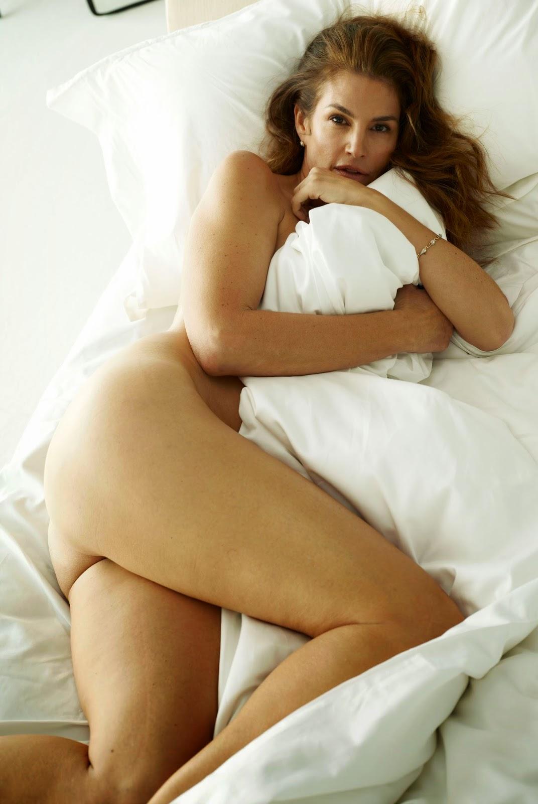 cindy crawford naked photo