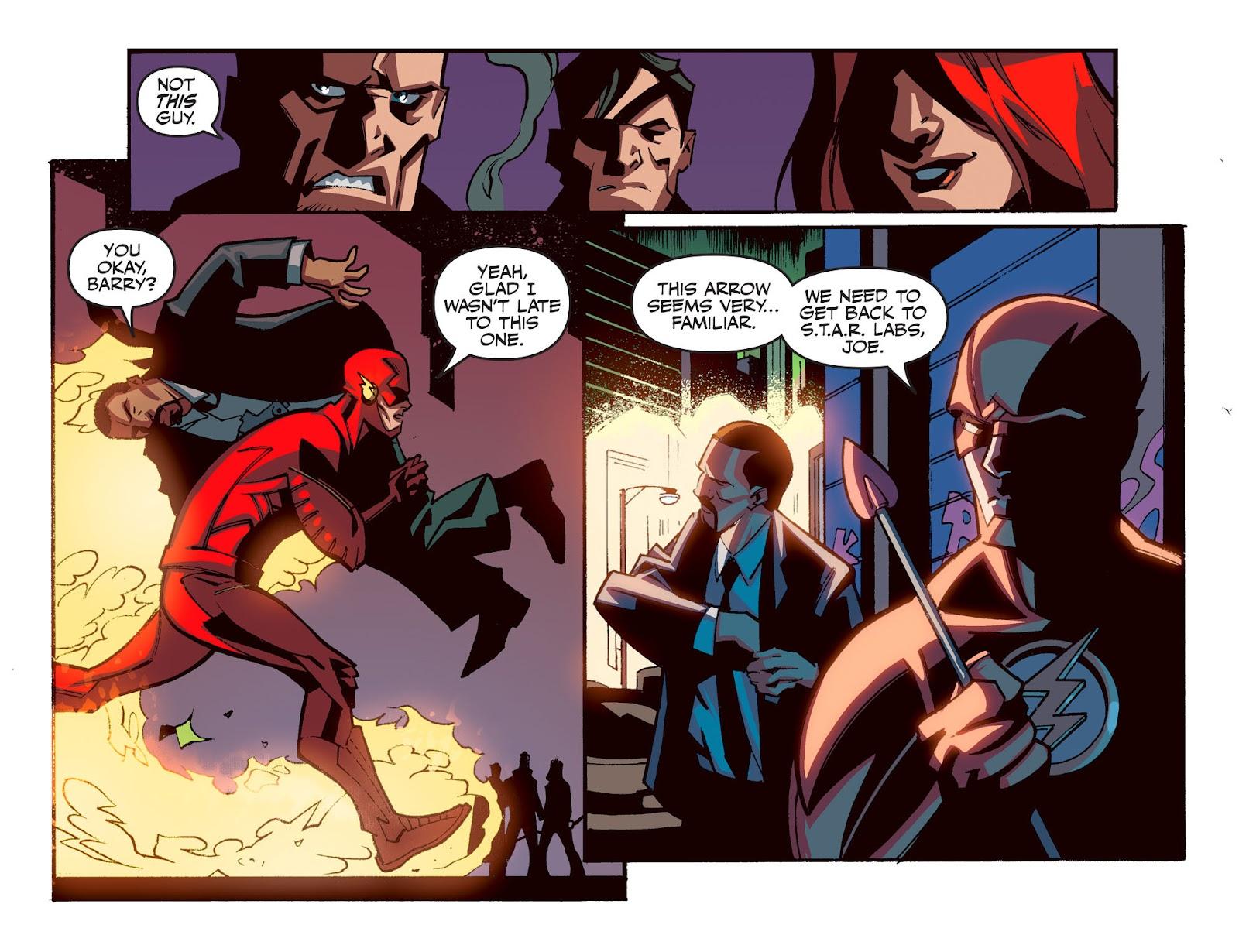The Flash: Season Zero [I] Issue #15 #15 - English 6
