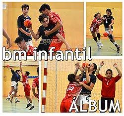 Concetración de selecciones de balonmano en Aranjuez