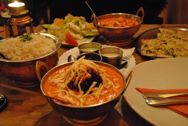 Luck - Indisches Restaurant in Berlin Friedrichshain