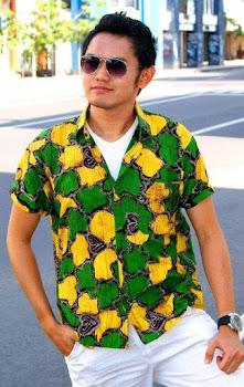 batik tulis madura motif sarang laba laba