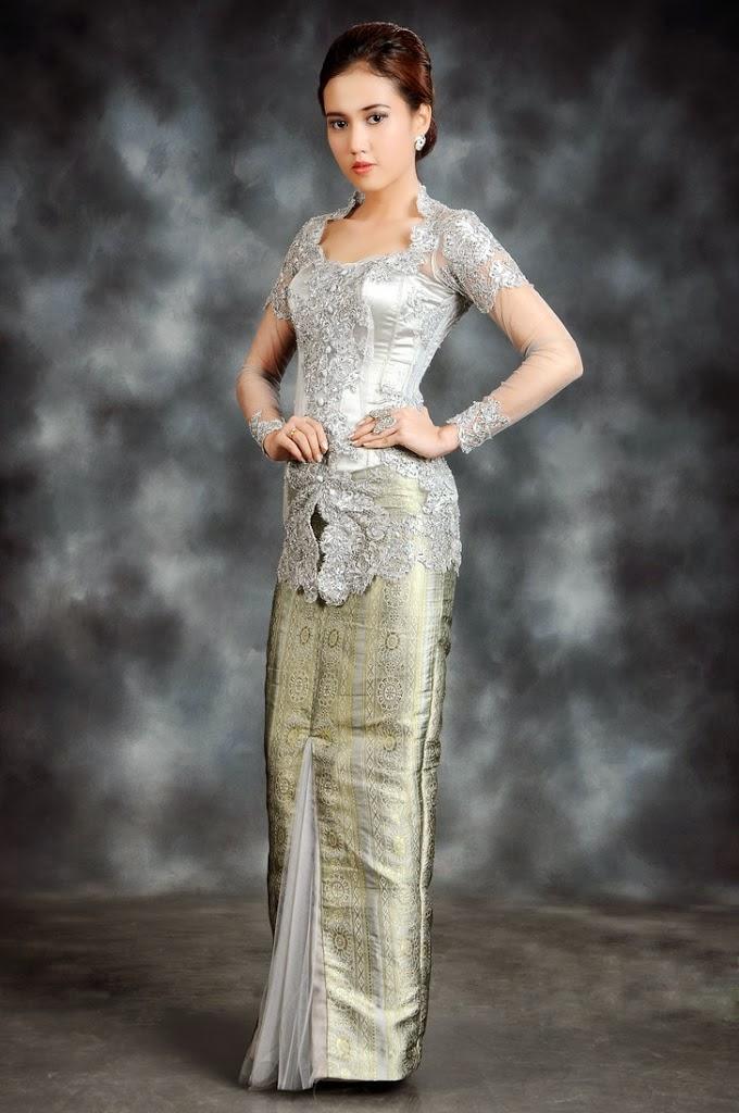 Foto Model Baju Kebaya Jadi