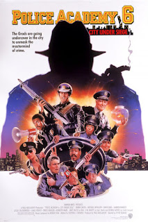 Watch Police Academy 6: City Under Siege (1989) movie free online