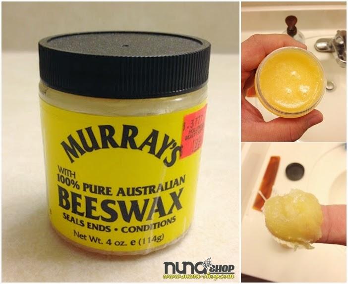 Murray's Murrays 100% Pure Australian Beeswax 4 oz