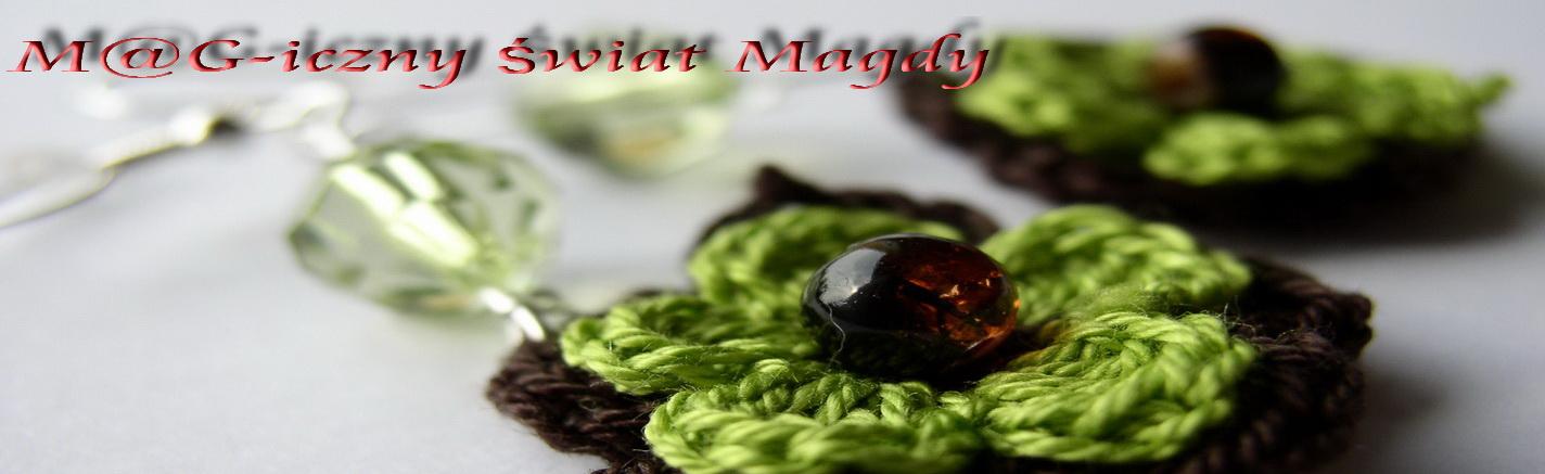 M@G-iczny świat Magdy