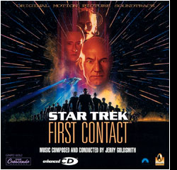 Film Poster Star Trek First Contact 1996 movieloversreviews.blogspot.com