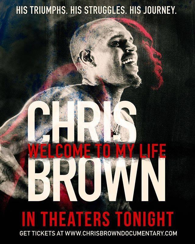 Chris Brown Welcome to My Life 2017 Legendado