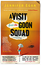 A Visit from the Goon Squad by Jennifer Egan Cover