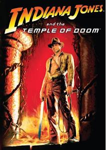 Indiana Jones Và Ngôi Đền Tàn Khốc - Indiana Jones And The Temple Of Doom poster
