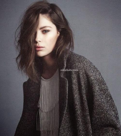 2015 En Trend Saç Boyu