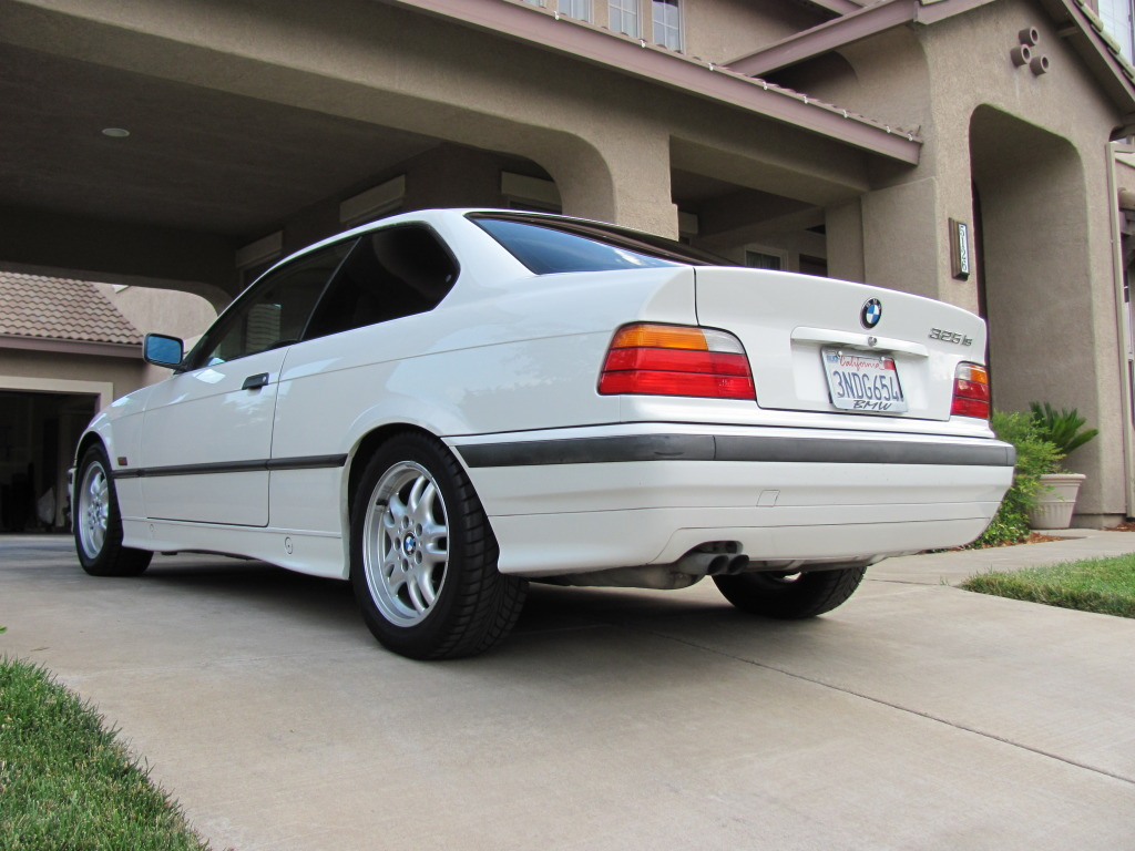 Ford Dealership Sacramento Ca Mr. Cleans Auto Sales: 1995 BMW 325is - SOLD