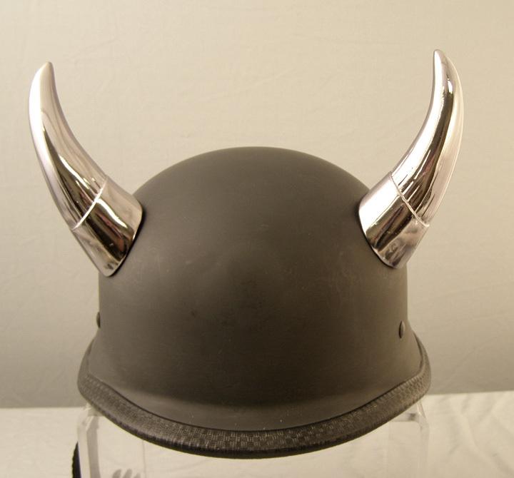 Motorcycle Helmets Horns Motorcycle Helmets New