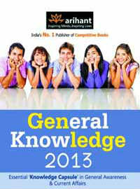 General Knowledge Book from Arihant