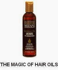 The magic of hair oils