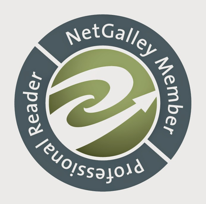 NetGalley Badge!