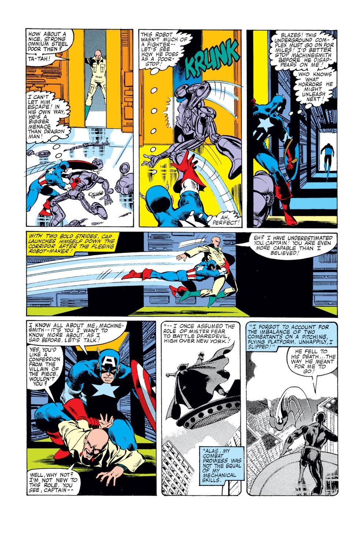 Captain America (1968) Issue #249 #164 - English 12